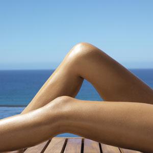 Красиви колене