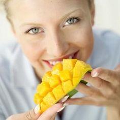 Красива кожа с манго
