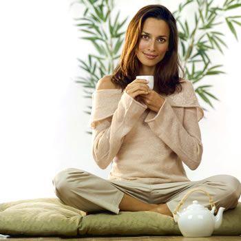 Зелен чай за младост и красота