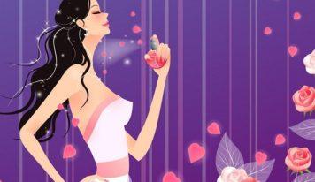 Парфюмът – усещане за щастие