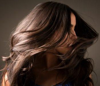 Гланциране на коса вкъщи
