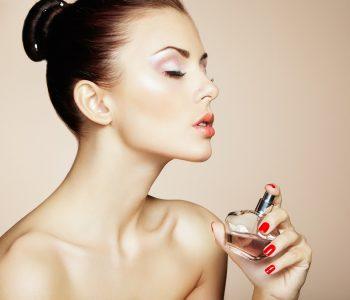 правила при парфюмиране