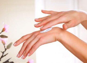 Маска за нежни ръце