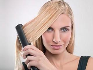 Преса за коса – грешки при изправяне