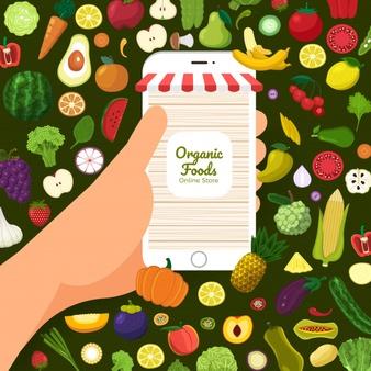 Защо да купувате био продукти онлайн?