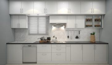 Материалите, от които бихте могли да изградите кухненски шкафове за своята кухня