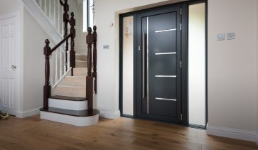 3 причини да заменим старата си входна врата с нова
