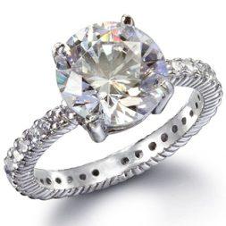 Какво означава, че даден пръстен е солитер?