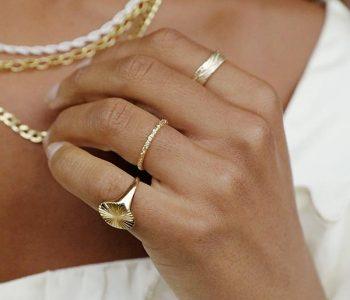 пръстени без камъни